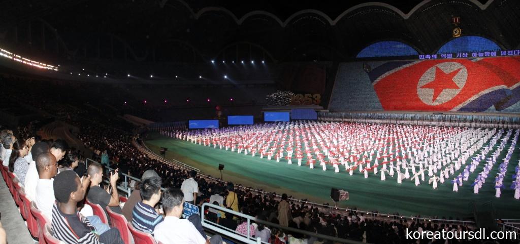 2017☆朝鮮ツアー列車に飛行機とアレンジメントも自由自在