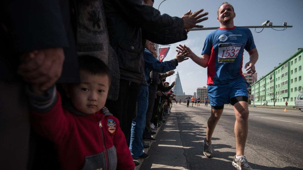 平壌マラソン2018
