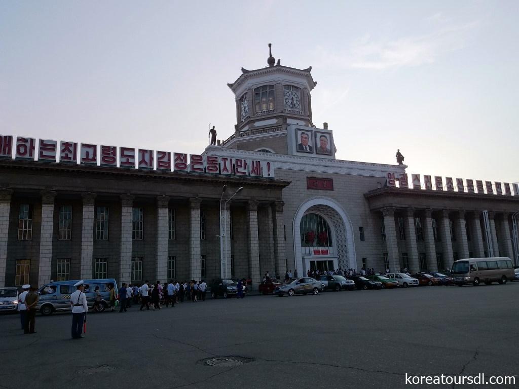 未体験なトラベル平壌~羅先そしてロシアへのゆったり行く列車の旅