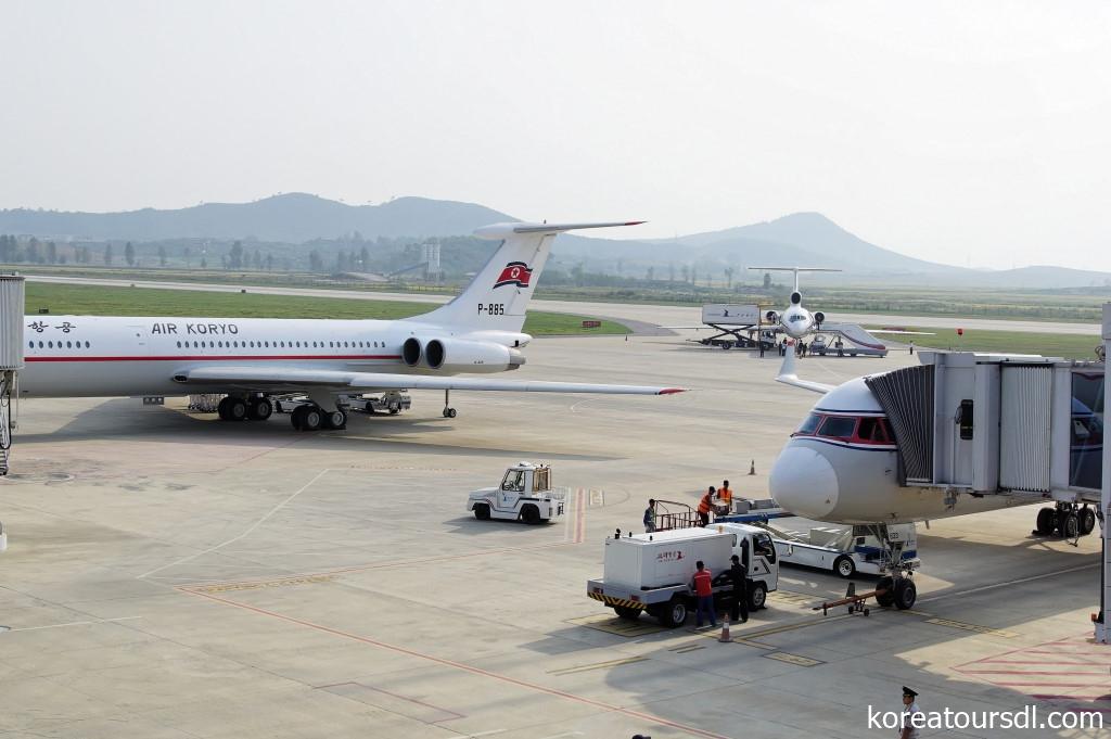 上海と平壌を結ぶ高麗航空の定期便が5月31日から復活