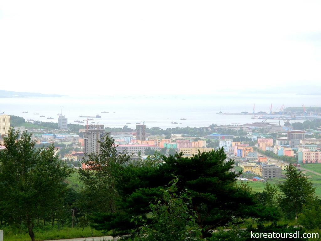海外資本で貿易が盛んになり発展を続け活気あふれる北朝鮮・羅先特別市