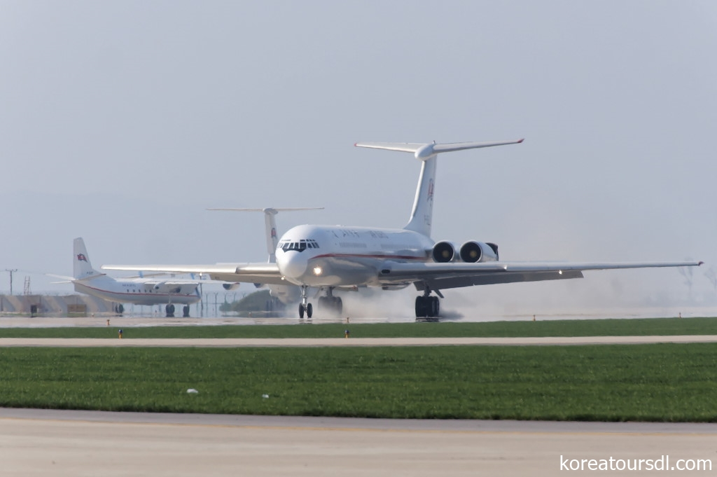 大連から平壌へのチャーター便が就航。大連発着の3泊4日と4泊5日の2つ北朝鮮ツアー