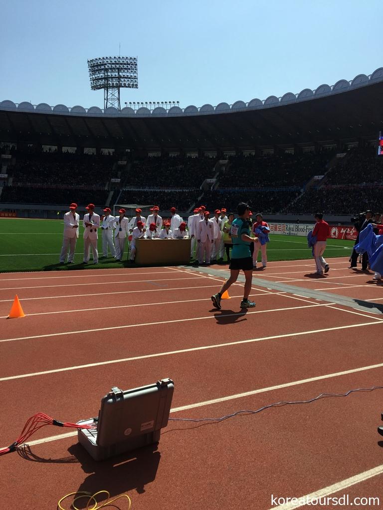 北朝鮮・平壌マラソン参加ツアー