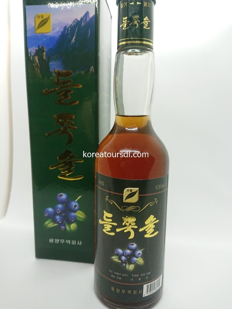 北朝鮮の酒
