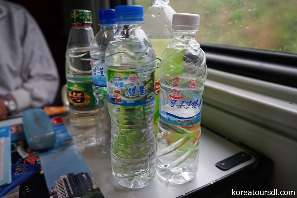 北朝鮮-ロシア 国際列車