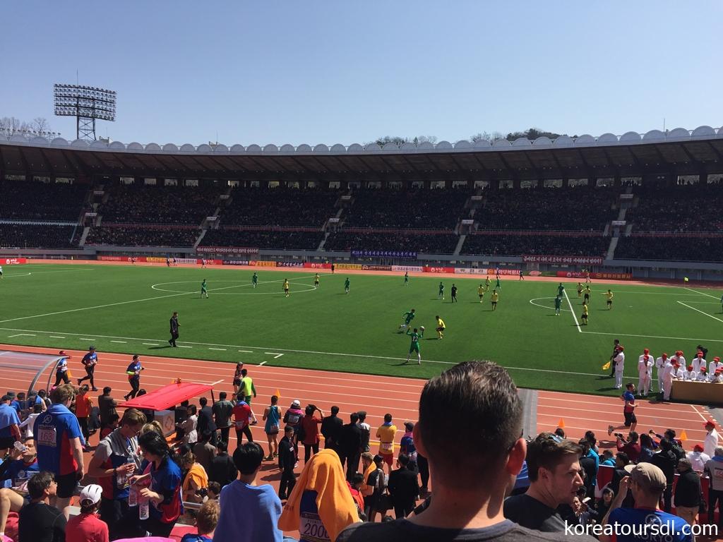 北朝鮮・平壌決戦ワールカップ2022年予選 北朝鮮VS韓国